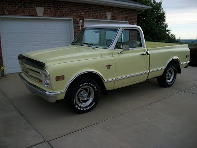1968 Chevrolet Custom 10 Pickup
