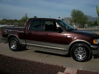 2001 Ford F150 King Ranch
